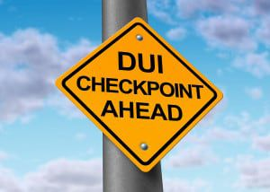 DUI checkpoints stop risky drivers