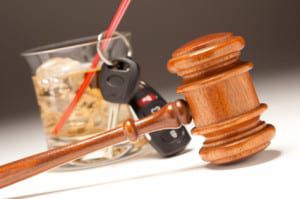 gavel drunk driving