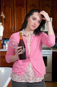 moms and alcohol