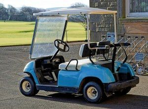 New York has a DWI for your golf cart joy ride