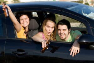 College, DUI and underage drinking