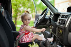 Toddler DWI risk