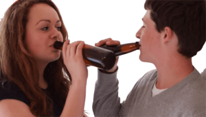 Mississippi college and underage drinking