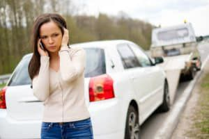 car towed for Illinois BAIID violation