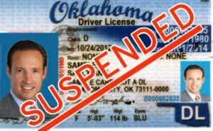 Oklahoma DUI problems